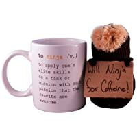 WillNinja Mug Set with 