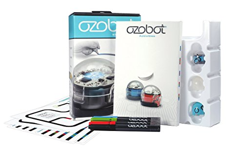 Ozobot Starter Pack, Programmable Robot Toy, Blue (Kid Programming compare prices)