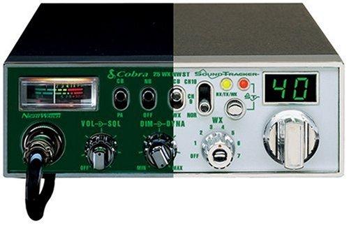 Cobra 25 Wx Nw St 40-Channel Cb Radio