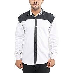 Oshano Men's Fitted Cotton Shirt