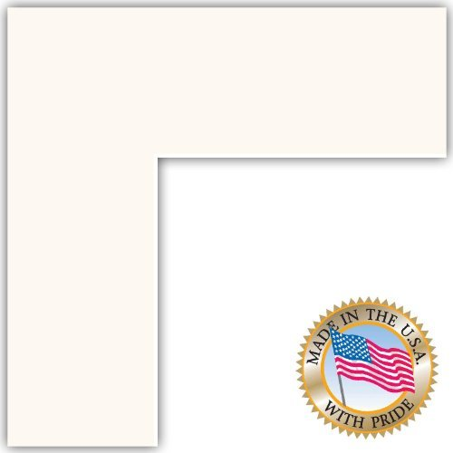 20x24 Super White Custom Mat for Picture Frame with 16x20 opening size (Cheap Picture Frames 16x20 compare prices)
