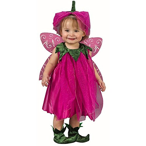 Child's Toddler Pink Tulip Fairy Costume (24M)