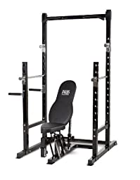 Impex Marcy Platinum Power Rack (116-Pounds)