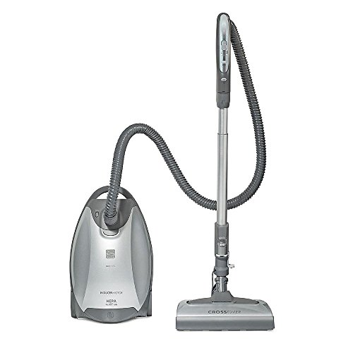 Kenmore Elite Intuition Canister Vacuum Cleaner 21814