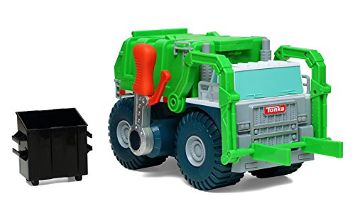 Tonka Strong Arm Garbage Truck - 1