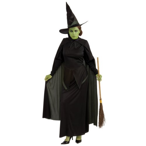 Wicked Witch of the West Costume - Standard - Dress Size 10-12