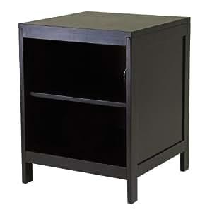 Hailey Tv Stand Modular Open Shelf Small