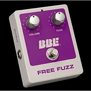 Killer deal on the BBE Free Fuzz at Amazon