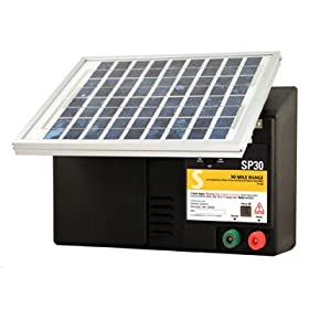 Solar Electric Fence Energizer Private
