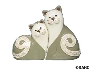 cat salt and pepper shakers