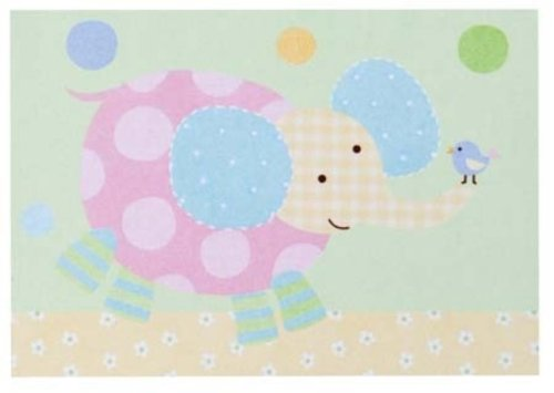 Pepperpot Baby Boxed Notecards, Patterned Pals front-1023001