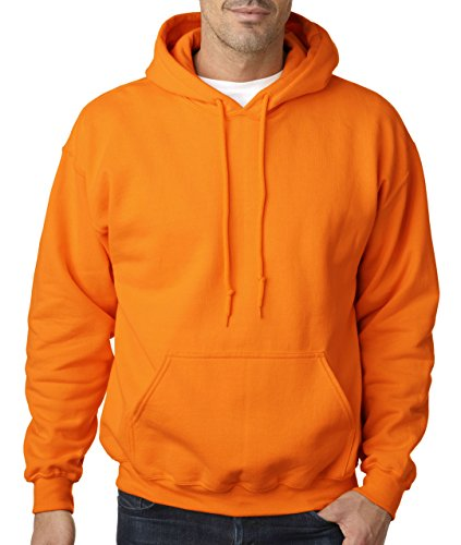 gildan-mens-heavy-blend-drawcord-hooded-sweatshirt-large-safety-orange