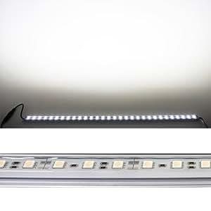 led under cabinet lighting fixture tube 110 120v with. Black Bedroom Furniture Sets. Home Design Ideas
