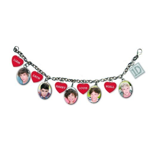 One Direction Charm Bracelet (Bracelets One Direction compare prices)