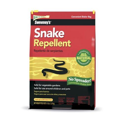 Natural Black Snake Repellent