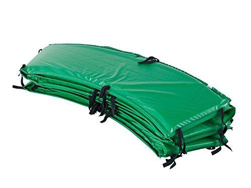 EXIT JumpArenA Rund Schutzrand 3,66 / passender Abdeckrand – Zubehör für EXIT JumpArenA Trampolin Ø 366 cm grün / Lieferung OHNE Trampolin online kaufen