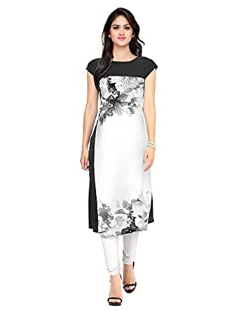 Kurtis For Women Digital Print Kurti Size Xxl Amazon In Clothing Amp Accessories