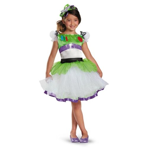 Buzz Lightyear Girls Costume