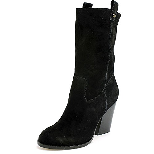 Cole Haan Women's Nightingale Boot, Black Suede, 10 B US (Cole Haan Dress Boots For Women compare prices)