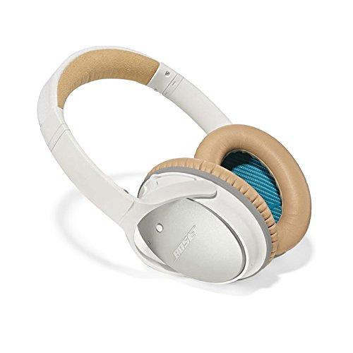 Bose QuietComfort 25 アラウンドイヤーノイズキャンセリングヘッドホン スマートフォン対応リモコン・マイク付き ホワイト QuietComfort25 SM WH 国内正規品