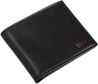 Tumi Men's Horizon Double Billfold,Black,One Size