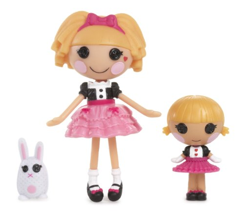 Lalaloopsy Mini Littles Tricky Mysterious and Misty Mysterious Doll - 1
