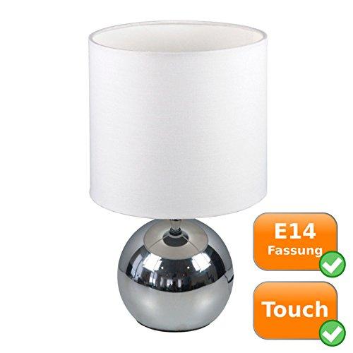edle-touch-lampe-mit-schickem-weissen-textilschirm-ideal-fur-nachttisch-esszimmer-wohnzimmer