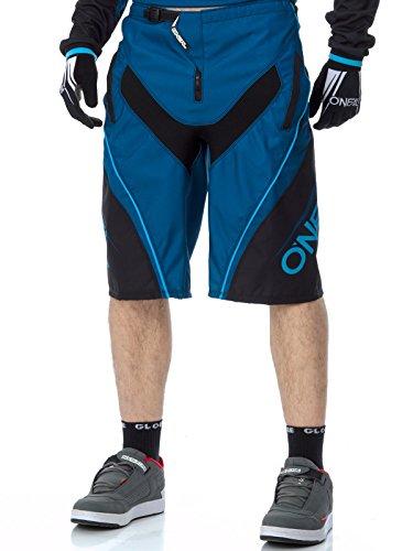 Pantaloni Corti Mtb Oneal 2017 Element Fr Blocker Blu (36 Vita = Eu 48 , Blu)