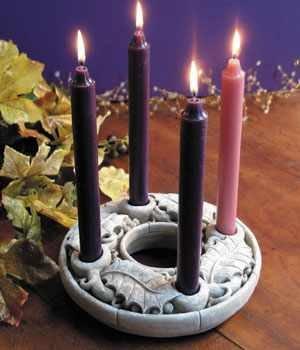 Small Advent Wreath