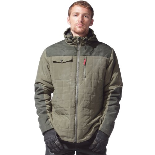 Caterpillar 1313036 Highline Jacket / Mens Jackets (Large) (Olive)
