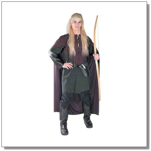 Legolas Costume - Standard - Chest Size 40-44