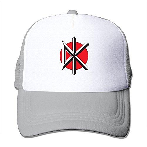 xcarmen Black Dead Kennedys American Hardcore Punk Band Trucker Hats Cap Black Ash