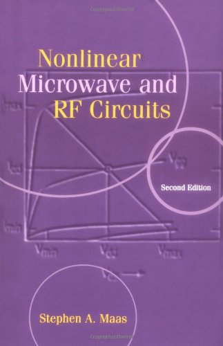 Nonlinear Microwave and RF Circuits, 2nd Edition