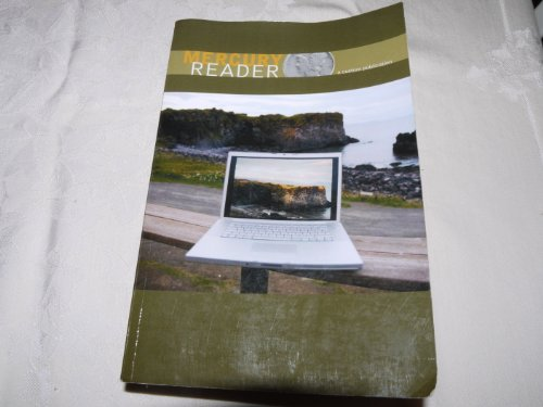 Mercury Reader a Custom Publication for National Park Community College
