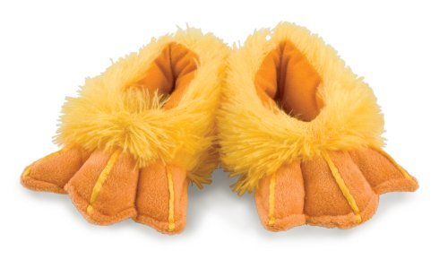 "Duck Feet Slippers 7"" (Kids' Size 7)"