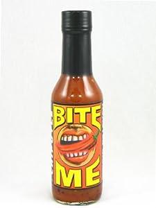 Bite Me Roasted Garlic Hot Sauce from Original Juan Specialty Foods