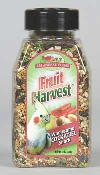 Cheap LM Animal Farms Cockatiel Fruit Harvest 12 oz (B000OQRC1A)