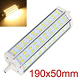 Souked R7S 18W 1700-1750LM Warm White 60 SMD 5630 LED Light Bulbs AC100-265V