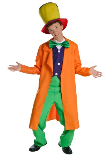Mad Hatter Teen Costume