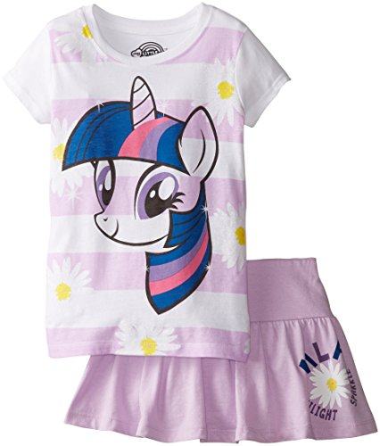 Freeze Little Girls 39 Mlp Twilight Sparkle Tee And Jersey