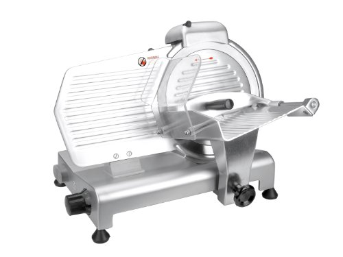 Lacor-69125-150 W. ELECTRICAL MEAT SLICER 250 MM.