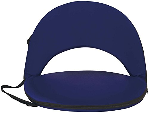 Naomi Home Portable Oceanside Recliner Seat Royal Blue Sporting Goods Outdoo