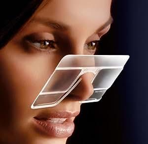 カードサイズイタリアルーペ・eyeCard(携帯電話のメール読むのに最高です)