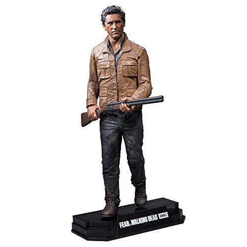 McFarlane Toys Fear The Walking Dead TV Travis Manawa 7 Collectible Action Figure by Unknown