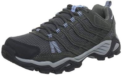 (五星)Columbia Helvatia WP Trail Shoe 哥伦比亚 女式 徒步鞋 煤炭灰 $78.97