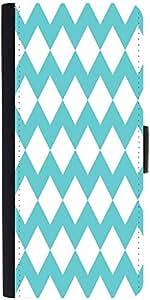 Snoogg Waves Vs Wave 2570 Designer Protective Flip Case Cover For Redmi Note 2