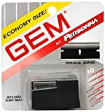 Gem Super Stainless Steel Blades (1 Pack)