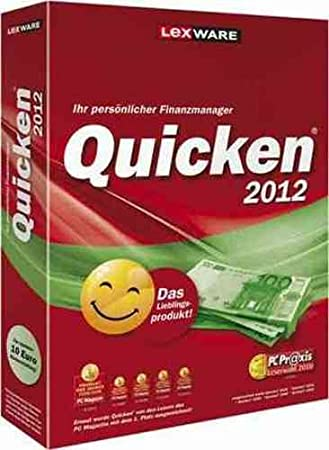 Quicken 2012 (Version 19.00)