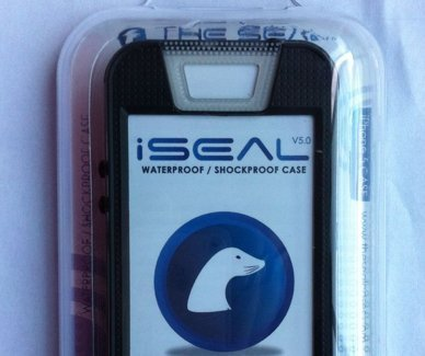Special Sale The Seal iSeal V5.0 waterproof housing case for Apple iPhone 5