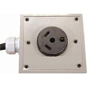 30 amp receptacle